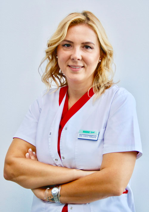Dr. Ichim Mihaela Medic Specialist, Ginecologie