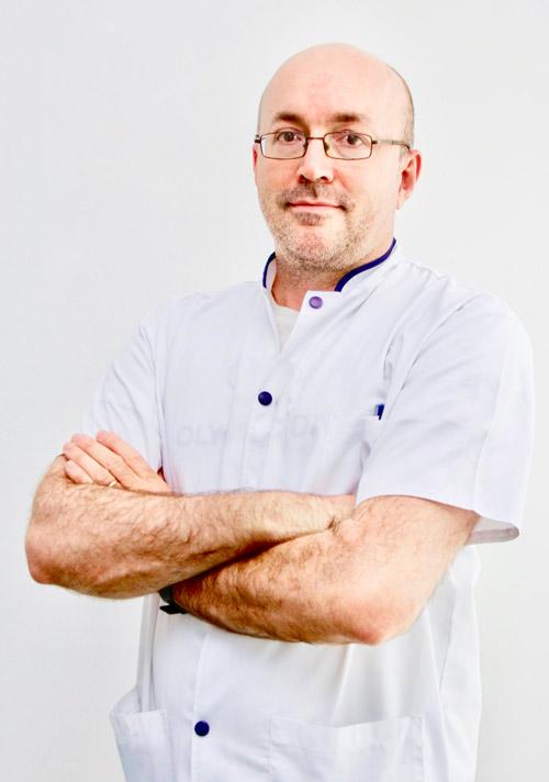Dr. Macsuta Vlad Medic Specialist, Neurologie