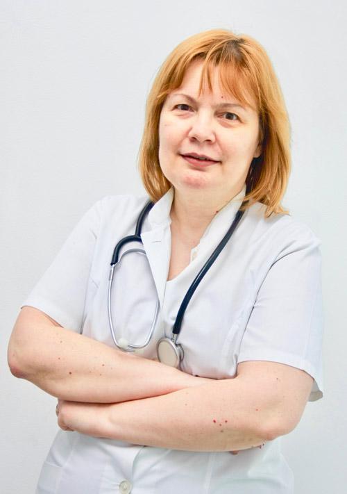 Dr. Tudose Larisa Medic Primar, Medicina de familie